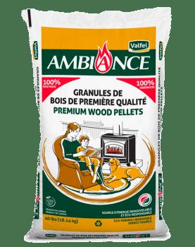 Ambiance Wood Pellets