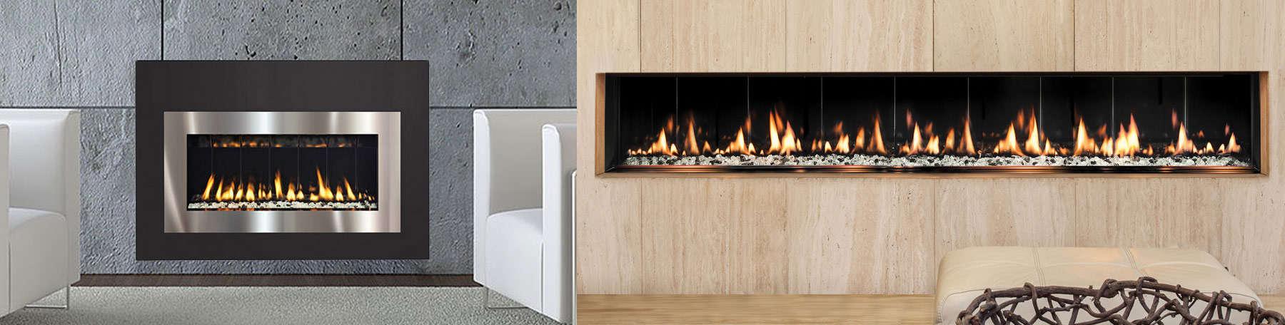 Solas Contemporary Fireplaces