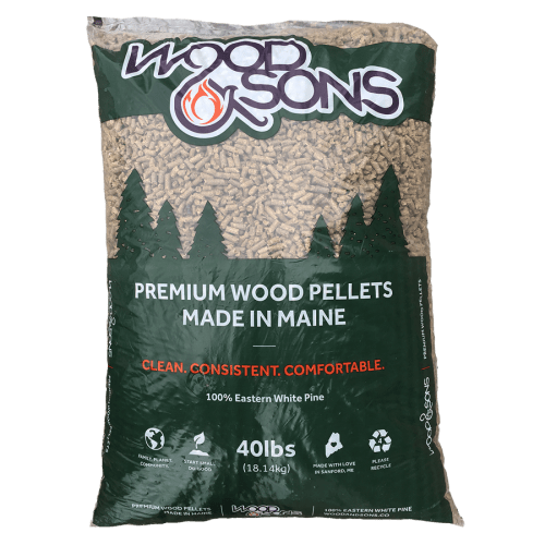Wood and Sons Pellets